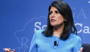 انتقاد نیکی هیلی از بازگشت کشورش به سازمان ملل