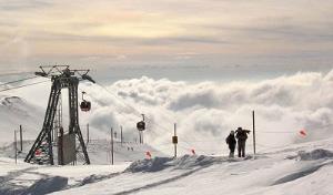 نجات 5 کوهنورد گرفتار در ارتفاعات توچال
