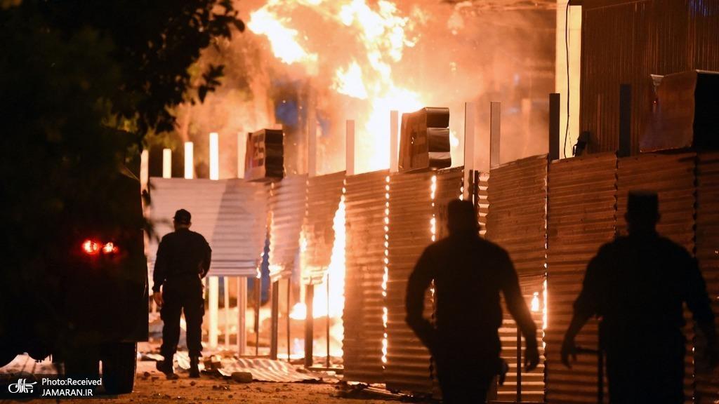 اعتراضات به فساد اداری در پاراگوئه