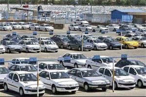 بازار خودرو همچنان پر افت و خیز