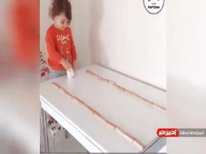 ایده هایی برای بازی با کودک زیر 3سال