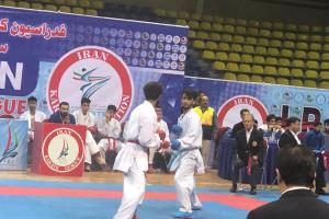 ناکامی کاراته کاهای کردستانی در لیگ برتر کشور