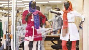 کاهش ۸۰ درصدی فروش مانتوهای شیشهای