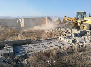 ۲۷۰ هکتار اراضی کشاورزی البرز آزادسازی شد