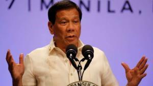 رئیسجمهور فیلیپین دستور قتل شورشیان را صادر کرد