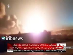 انفجار در مناطق شمالی سوریه