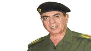 «زبان صدام» مرد