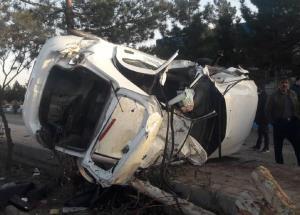 تصادفات هفته گذشته جنوب سیستانوبلوچستان ۲۰ مجروح برجا گذاشت