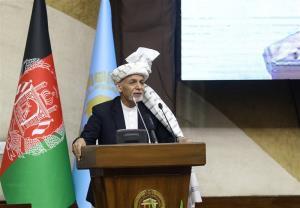 تنها راه انتقال قدرت در افغانستان از زبان اشرف غنی