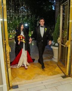 نیکولاس کیج برای پنجمین بار ازدواج کرد!