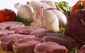 اعلام قیمت گوشت و مرغ در بازار امروز اصفهان