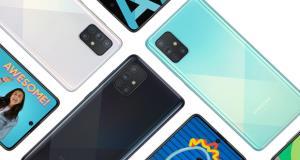 گوشی گلکسی A71 سامسونگ اندروید ۱۱ و One UI 3.1 را دریافت کرد