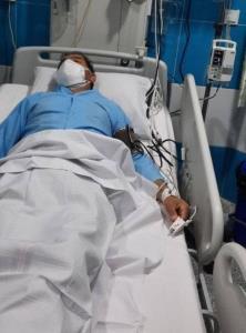 واکنش وزارت بهداشت به خونریزی پزشک ایرانی پس از تزریق واکسن اسپوتنیک