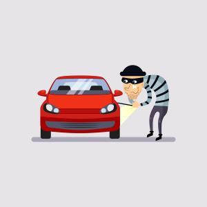 4 خودرویی که به راحتی قابل سرقت هستند