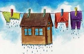 مخاطرات تنفسی و چشمی استفاده از شوینده ها در خانه تکانی