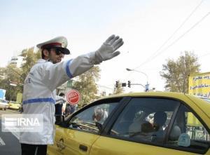 پلیس راهور البرز: مردم از سفرهای غیرضرور شهری خودداری کنند