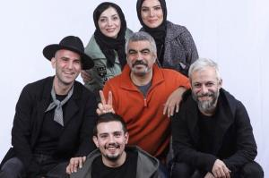 دابسمش عالی حبیب، مسعود و مازیار در «فوق لیسانسهها»