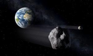 سیارکی به اندازه برج ایفل امروز از کنار زمین می گذرد