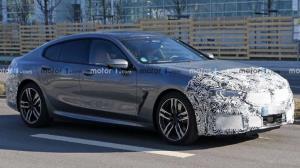 مدل به روز شده خودروی سری 8 شرکت BMW مشاهده شد