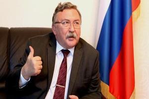 تاکید نماینده روسیه بر لزوم رایزنی غیر رسمی اعضای برجام با آمریکا