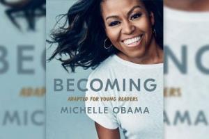 صحبتهای میشل اوباما قبل از انتشار نسخه جدید کتابش برای نوجوانان