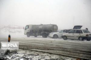 مدیرکل راهداری آذربایجانشرقی: جادههای استان باز است