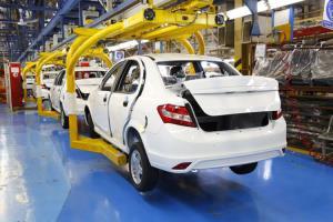 رشد اقتصادی کشور با بهبود روند خودرو
