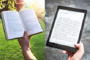 چرا کتابهای کاغذی از کتابهای الکترونیک بهتر هستند
