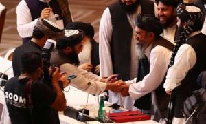پیشنهاد آمریکا برای نشستی جدید با طالبان بر سر تشکیل دولت موقت
