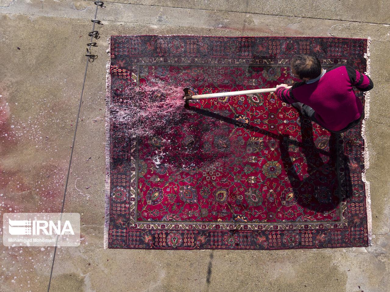 بازار داغ قالیشویی ها