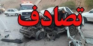 واژگونی خودرو در جاده بردسکن یک کشته برجای گذاشت