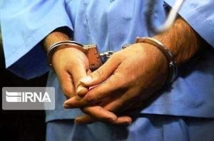 سارقان محمولههای سنگین در پلدختر دستگیر شدند