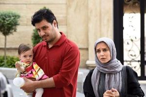 گفت و گوی عاشقانه جواد عزتی و الناز حبیبی در سریال «دردسرهای عظیم»