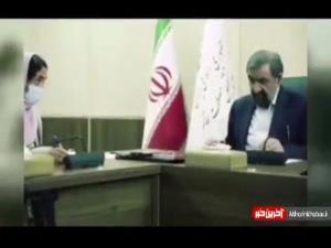 اصل اظهارات جنجالی محسن رضایی در مصاحبه با فایننشال تایمز