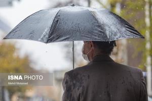 پیشبینی بارشهای پراکنده در نیمه شمالی و شمالشرقی قزوین