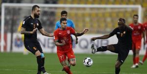 لیگ ستارگان قطر/ شکست سنگین یاران چشمی مقابل السد