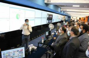 باحضور دبیر شورای عالی فضای مجازی، مرکز مانیتورینگ پلتفرمهای دیجیتال همراه اول افتتاح شد