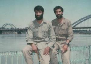 ماجرای گرای افسر عراقی به تخریبچیها و دراز کشیدن فرمانده روی مینها