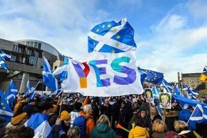 اسکاتلندی ها برای جدایی از انگلیس آمادگی ندارند