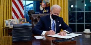 دستور اجرایی بایدن درخصوص نحوه برگزاری انتخابات آمریکا
