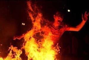 ۱۱نفر بر اثر استفاده از مواد محترقه در آذربایجانشرقی مصدوم شدند