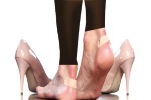 دستگاهیبرای بررسی اثرات کفش پاشنهبلند روی انحنای قسمتهای بدن