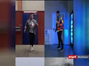 تبلیغ جالب پپسی با حضور مسی و سانچو