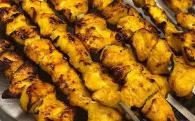 جوجه کباب ایرانی با طعمی مت�اوت