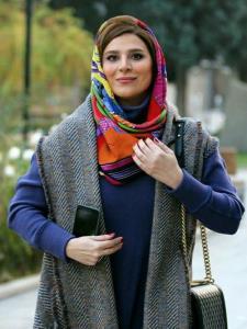 چهره ها/ سحر دولتشاهی در نمایی از سریال جدیدش