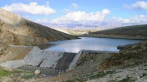 افتتاح بند خاکی کَرسَنگ فرخشهر