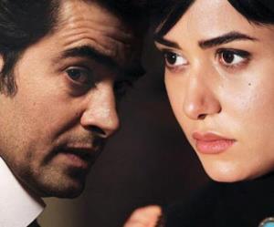 فیلم «شهاب حسینی» با بازی پریناز ایزدیار که اکران نشد!
