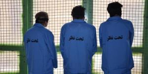 دستگیری ۴۱ سارق با ۲۸۱ فقره سرقت در سنندج
