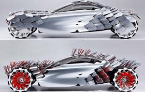 15 تا از عجیبترین خودروهایی که تا به حال ساخته شدهاند