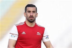 احسان حاج صفی در آستانه بازگشت به سپاهان